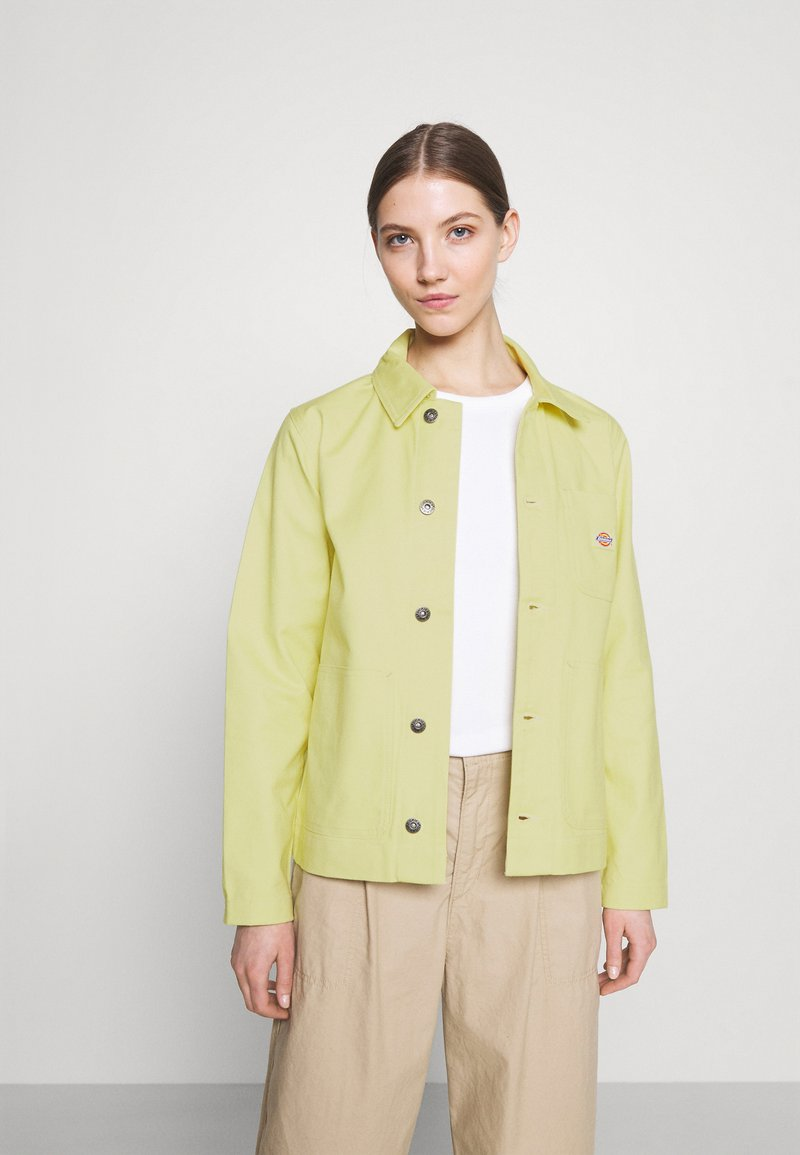 Dickies - TOCCOA - Denim jacket - mellow green