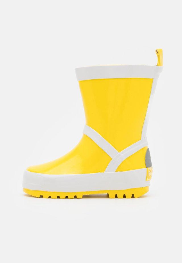 UNISEX - Bottes en caoutchouc - gelb