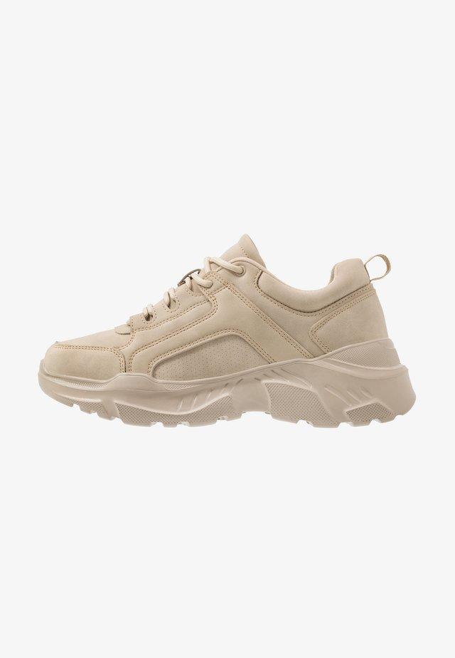 FELIX CHUNKY  - Sneakers laag - taupe