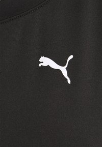 Puma - TRAIN FAVORITE TEE - T-shirt basique - black - 4