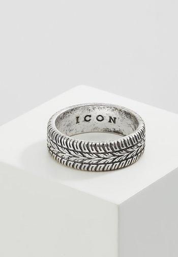 SICK & TYRED - Ringar - silver-coloured