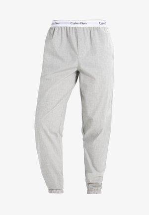 JOGGER - Pyjamahousut/-shortsit - grey