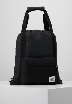 GYMSACK - Across body bag - black