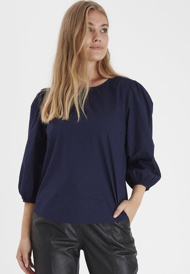 Bluzka - peacoat
