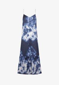 OYSHO - TIE-DYE 30751115 - Day dress - dark blue - 5