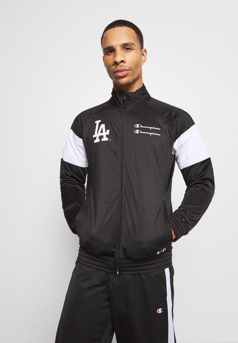 Champion - MLB LA DODGERS TRACKSUITS - Tracksuit - black