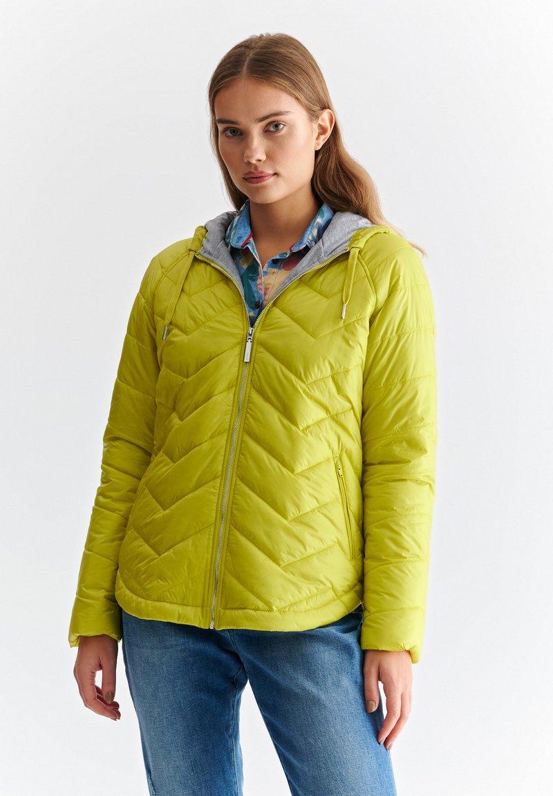 TATUUM - Light jacket - limon