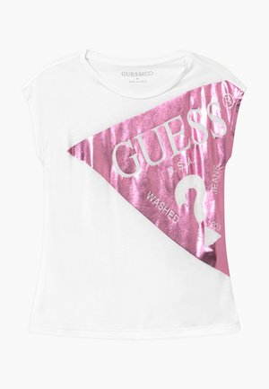 TODDLER - T-shirt print - pink sky