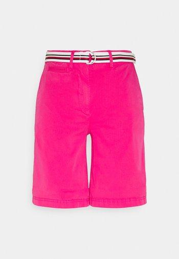 SLIM - Shorts - pink