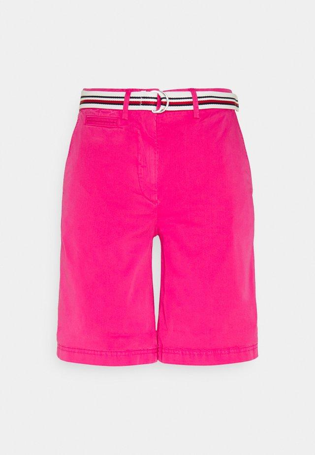 SLIM - Kraťasy - pink