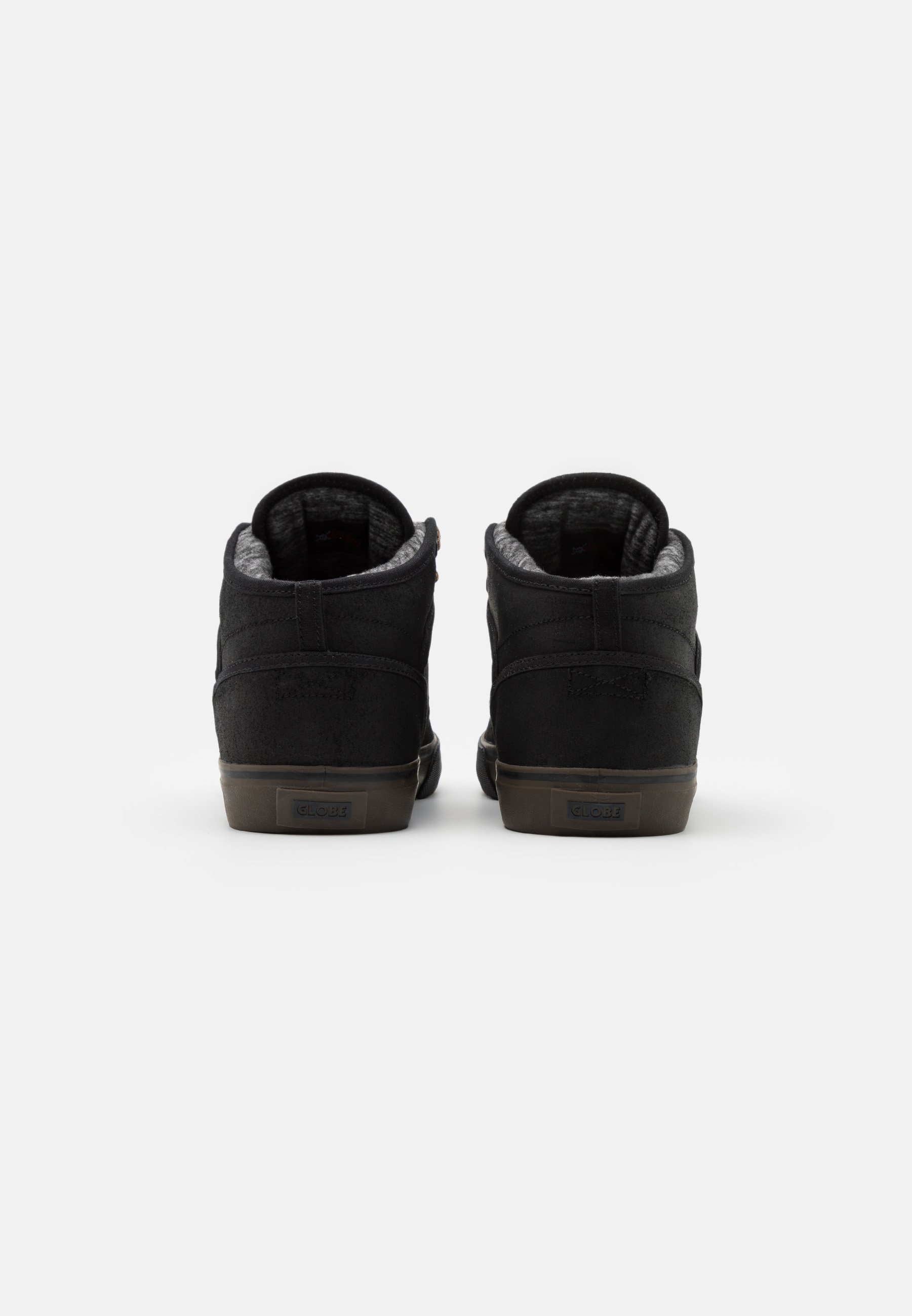 Globe MOTLEY MID Skateschuh black/brown/winter/schwarz