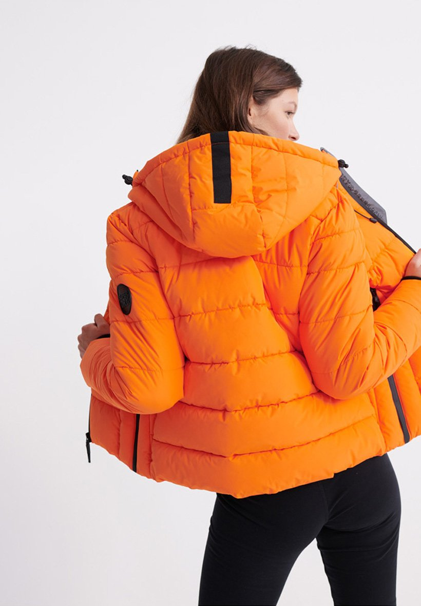 Women SUPERDRY SPIRIT ICON PUFFER JACKET - Winter jacket
