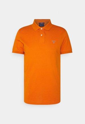 THE ORIGINAL RUGGER - Polo shirt - savannah orange