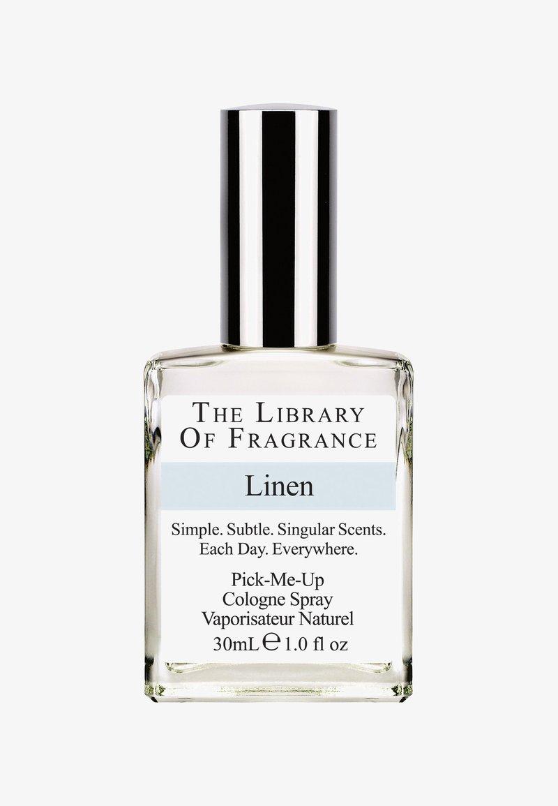 The Library of Fragrance - EAU DE COLOGNE - Eau de Cologne - linen