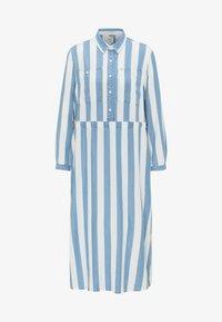 Lee Plus - LONG WORKER  - Shirt dress - dawn blue - 6