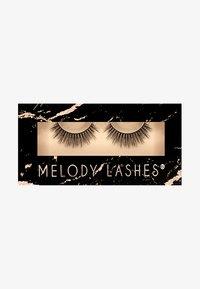 Melody Lashes - ROXY - False eyelashes - black - 0