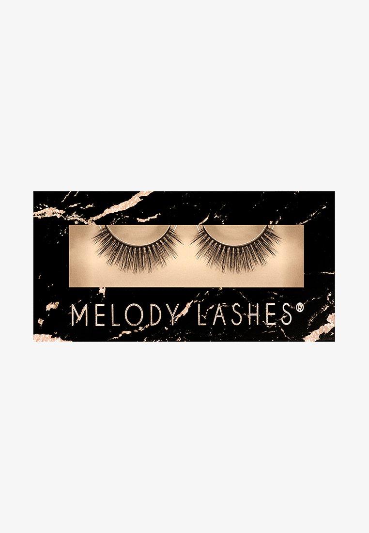 Melody Lashes - ROXY - False eyelashes - black