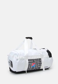 The North Face - BASE CAMP DUFFEL IC - Sports bag - white/black - 2