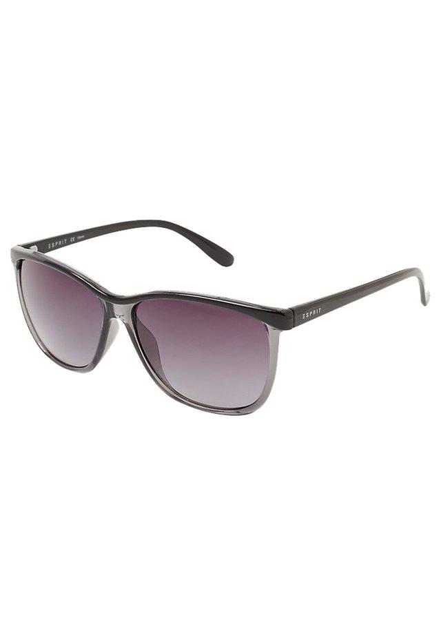 TRENDIGE SONNENBRILLE IM FARB-MIX - Sunglasses - gray