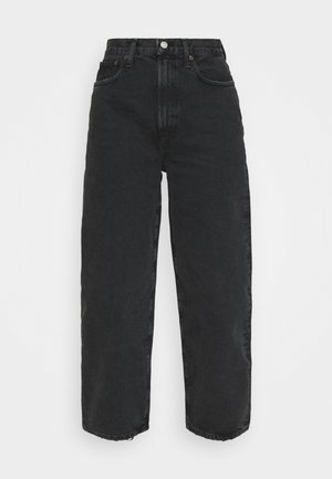 BALLOON - Relaxed fit -farkut - black tea/washed black
