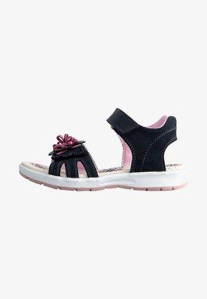DANUTA - Sandals - navy