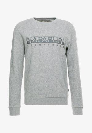 BEVORA - Sweatshirts - grey melange