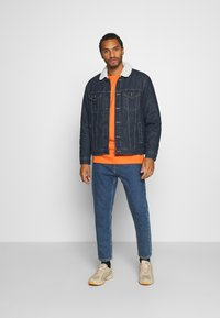 Only & Sons - ONSLOUIS LIFE JACKET - Jeansjacka - blue denim - 1