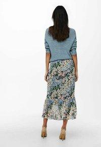 ONLY - A-line skirt - phantom - 2