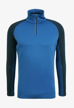 Sports shirt - true blue
