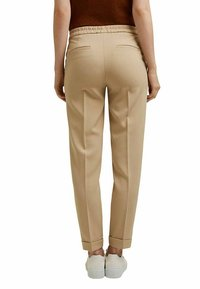 Esprit Collection - Trousers - sand - 2