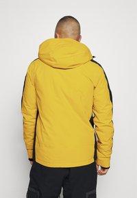 8848 Altitude - MOLINA - Ski jas - mustard - 2