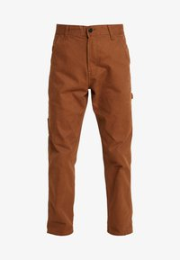 CARPENTER - Relaxed fit jeans - toffee