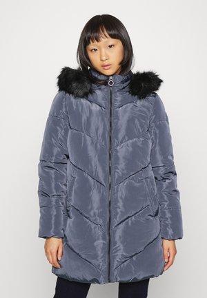 ONLMYNTE LONG PUFFER - Winter coat - india ink