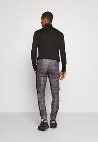 Night Addict - TONY - Pantalones - grey/black - 2