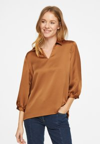 comma - Blouse - tobacco - 0