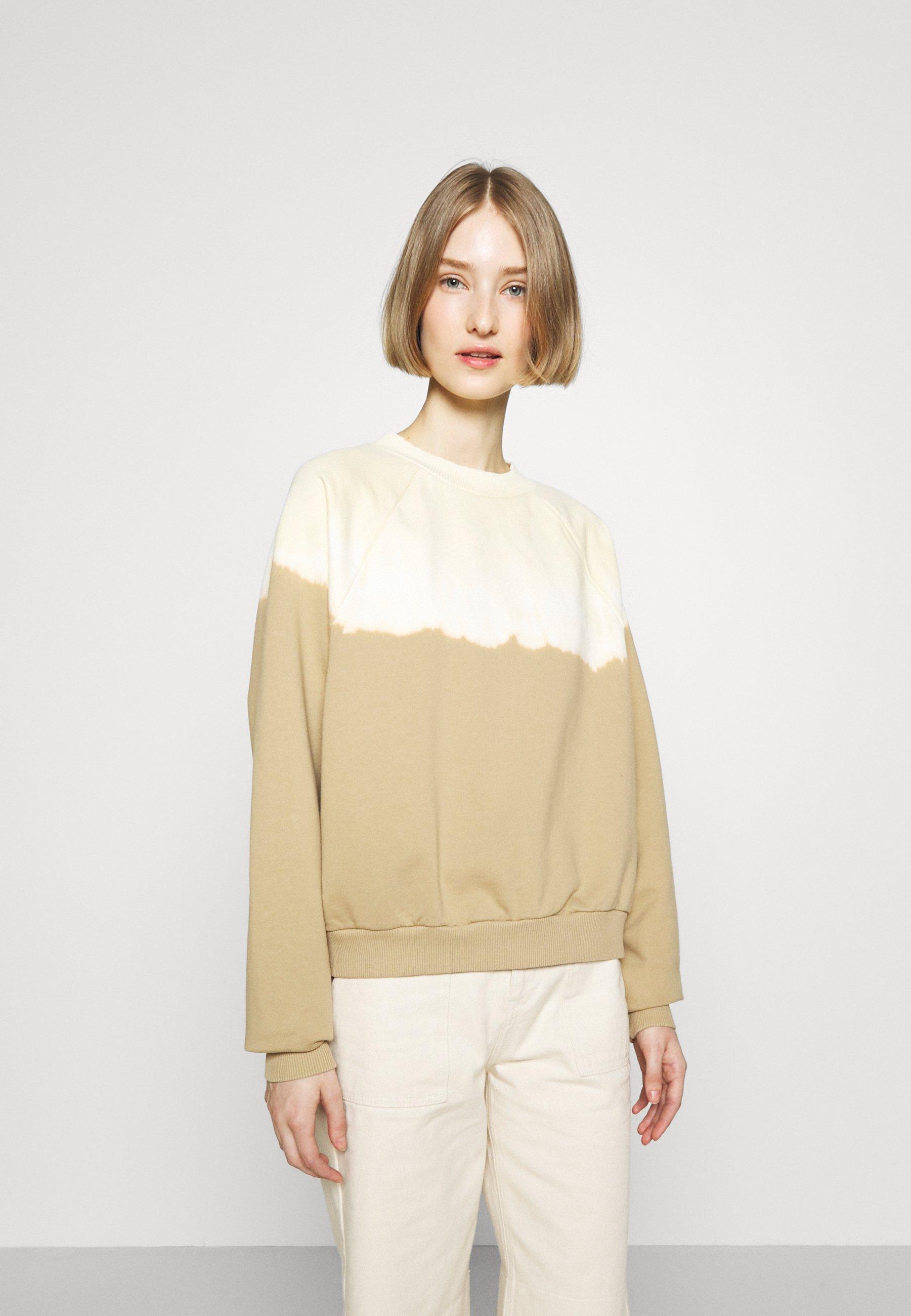 Women HELLA OVERSIZE TIE DYE - Sweatshirt