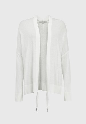 RONNIE - Cardigan - white