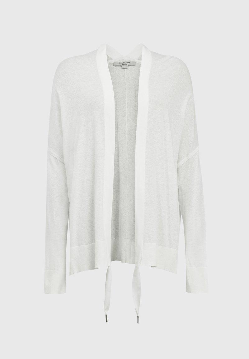 AllSaints - RONNIE - Strikjakke /Cardigans - white