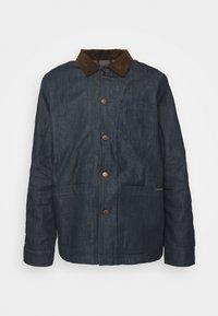 BARNEY - Denim jacket - denim