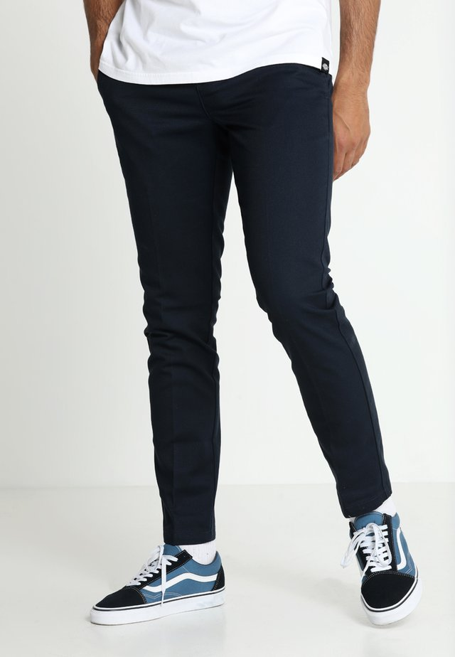 872 SLIM FIT WORK PANT - Chino - dark navy