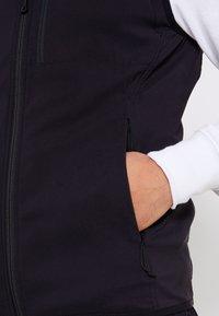 The North Face - NIMBLE VEST - Waistcoat - black - 6