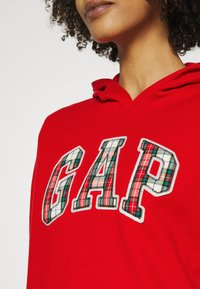 GAP - NOVELTY - Bluza - red - 5