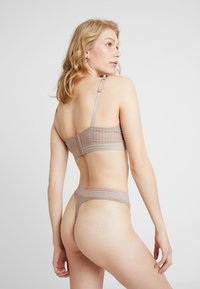 else - ZIGGY EVERYDAY BRA - Beugel BH - warm taupe - 2