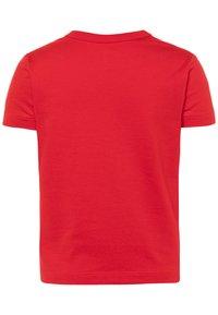 GAP - TODDLER BOY - Print T-shirt - pure red - 1