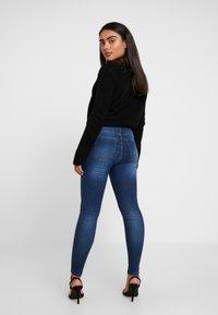 Dr.Denim Petite - MOXY - Jeans Skinny Fit - atlantic deep blue - 2
