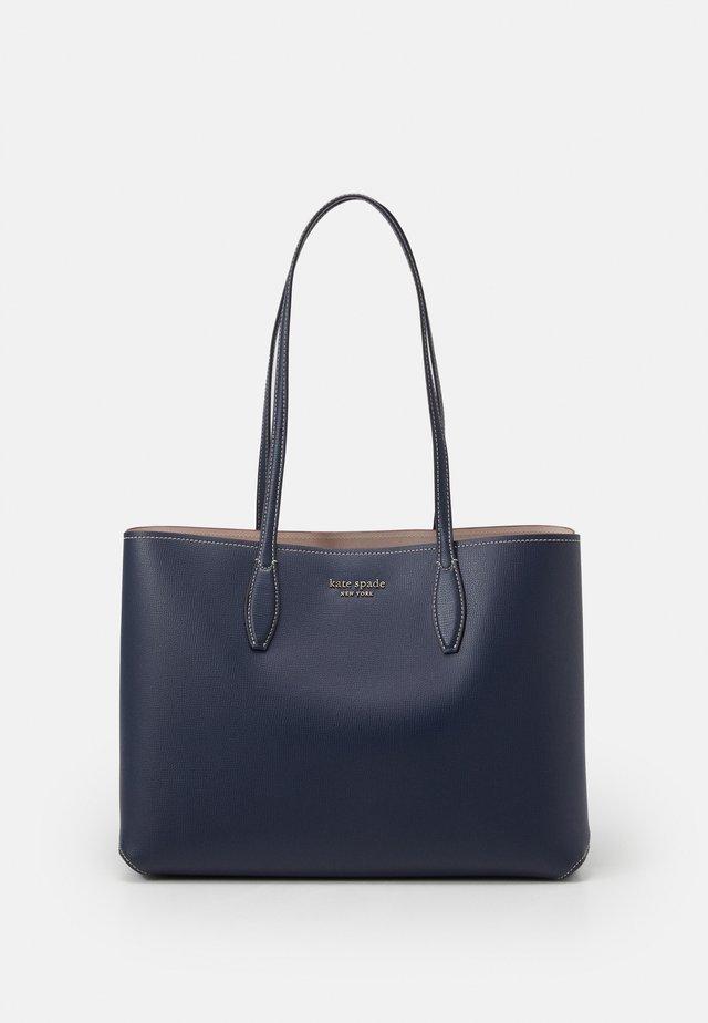LARGE TOTE SET - Velká kabelka - blazer blue