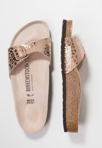 Birkenstock - MADRID - Mules - metallic copper - 3