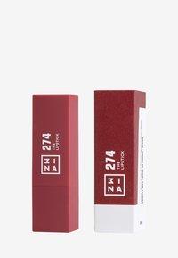 3ina - THE LIPSTICK - Lipstick - 274 dark vintage pink - 2