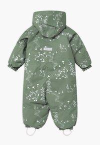 Reima - REIMATEC WINTER LAPPI UNISEX - Snowsuit - greyish green - 2