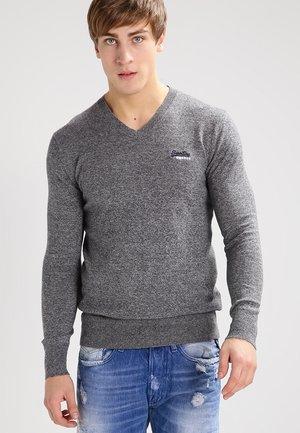 Pullover - steel twist